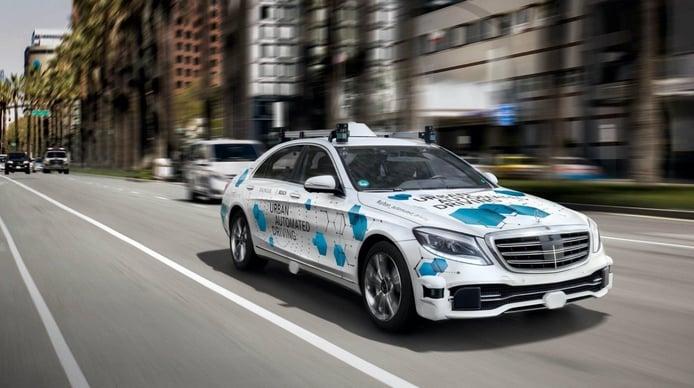 Mercedes anuncia que abandona la tecnología de conducción autónoma en el nivel 3