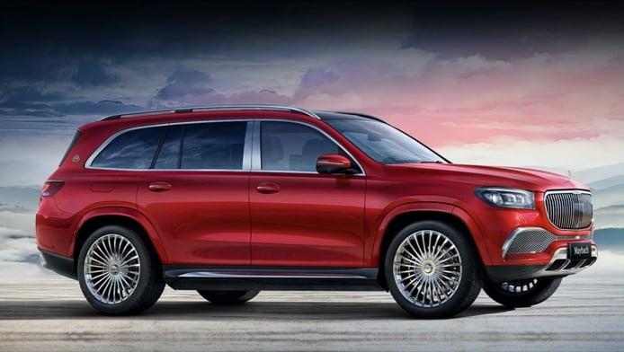 Mercedes-Maybach GLS 480, el lujoso SUV estrena una versión de seis cilindros en China