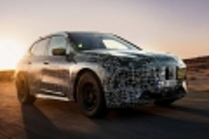 Oficial: el innovador y tecnológico BMW iX ya tiene fecha de presentación