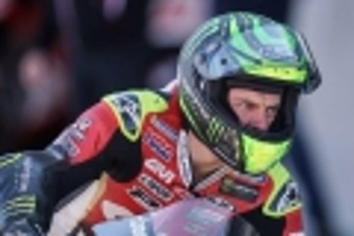 Cal Crutchlow se convierte en nuevo piloto de test de Yamaha en MotoGP