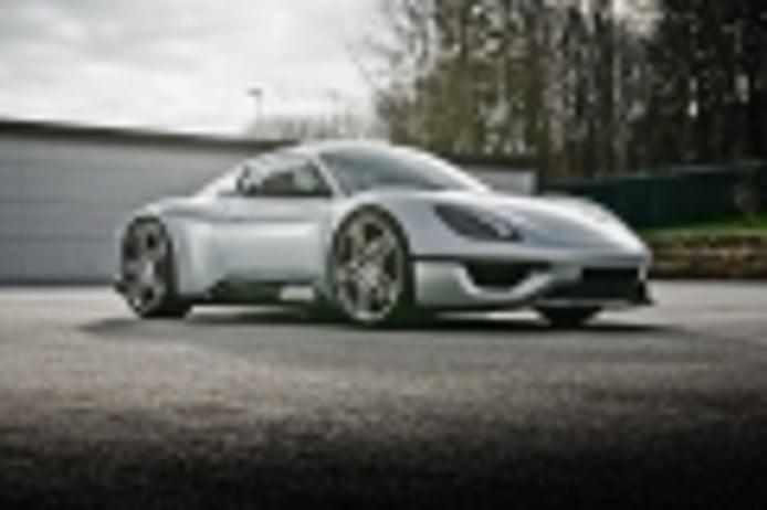 El Porsche 904 concept era un estudio secreto con el chasis de carbono del Volkswagen XL1