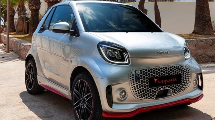 Smart EQ ForTwo Ushuaïa Limited Edition 2020