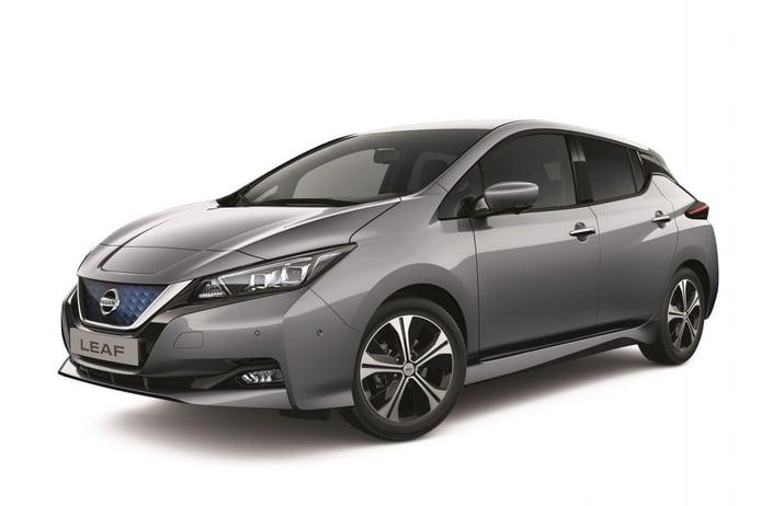 Nissan LEAF 2021, ligeras mejoras y más equipamiento para el eléctrico japonés
