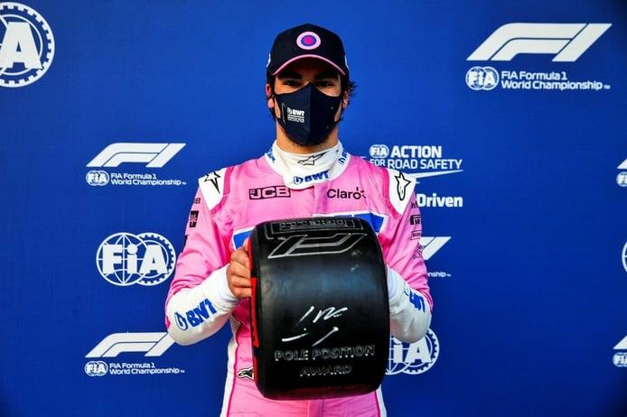 Con Latifi como quinto piloto sancionado, así queda la parrilla del GP de Turquía