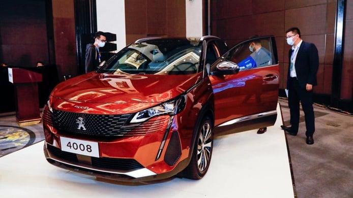 Peugeot 4008 2021, el 3008 vendido en China se pone al día
