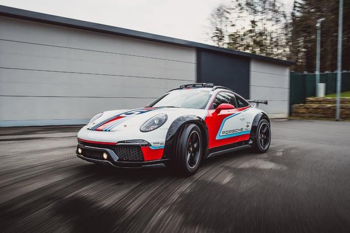 El Porsche 911 Safari era muy real, pero nunca lo llegaron a presentar