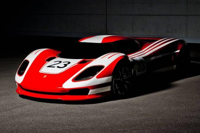 Porsche revela nuevos detalles del espectacular 917 Living Legend concept