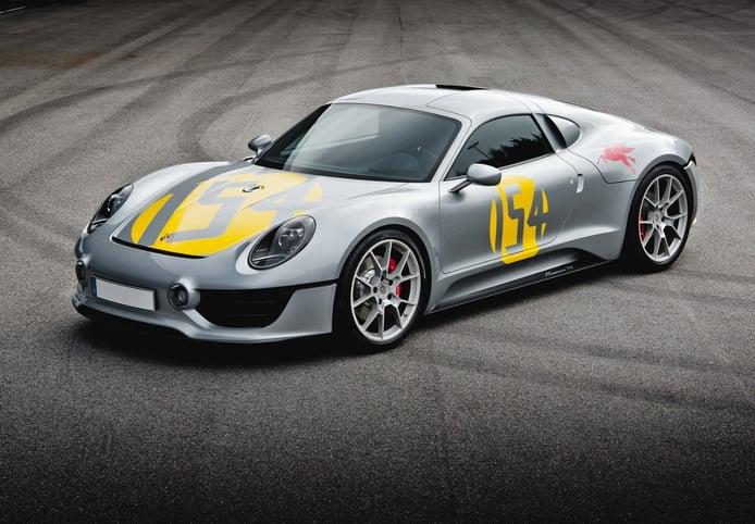 El Porsche Le Mans es el desconocido antecesor de 8 cilindros del actual Cayman GT4