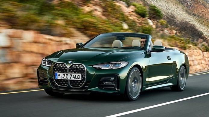 Precios del nuevo BMW Serie 4 Cabrio 2021, el descapotable alemán estrena generación