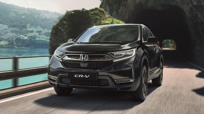 El Honda CR-V Hybrid estrena el acabado Sport Line para lucir un aspecto deportivo