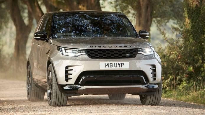 Land Rover Discovery 2021, precios del renovado SUV británico de 7 plazas