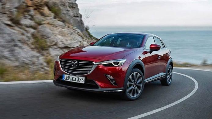 Todos los precios del nuevo Mazda CX-3 2021, el SUV japonés estrena mejoras