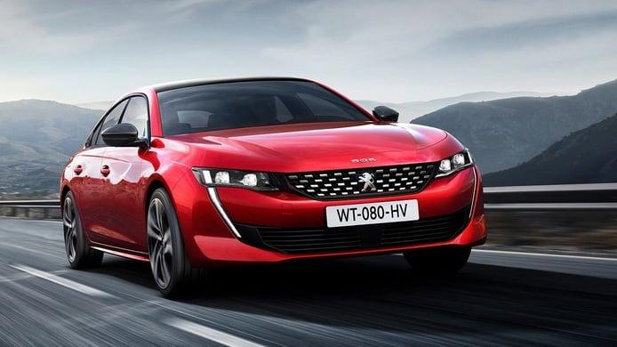 Peugeot 508 2021, todos los detalles y precios de la gama renovada