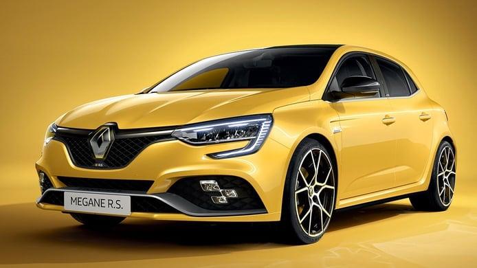 El nuevo Renault Mégane R.S. ya tiene precios en España, descubre toda su gama