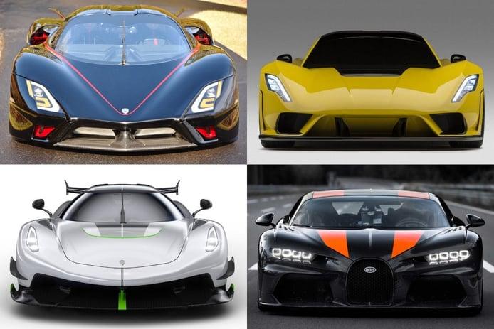 ¿Quién será el primero en superar los 500 km/h y firmar el nuevo récord de velocidad?