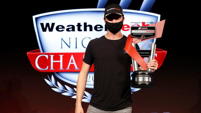 Ryan Hardwick tendrá plaza en Le Mans 2021 tras ganar el trofeo Bob Akin