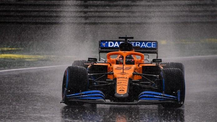 Sainz: «Nos equivocamos de neumático y nos dimos cuenta a mitad de sesión»
