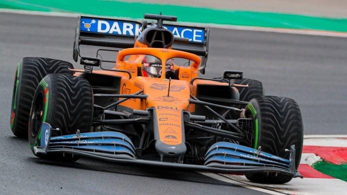 Sainz se redime en carrera: «He podido remontar, salvamos el día como equipo»