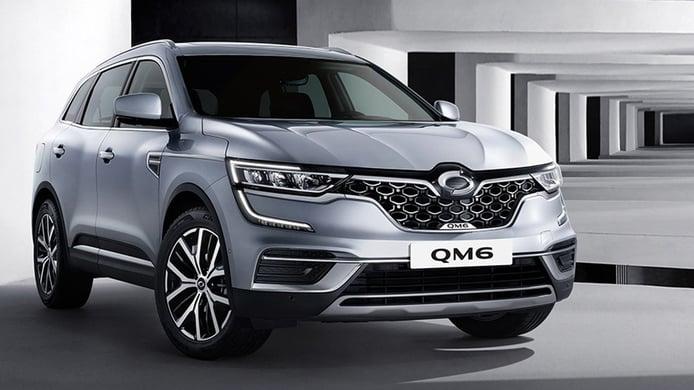 Samsung QM6 2021, el Renault Koleos se pone al día en Corea del Sur