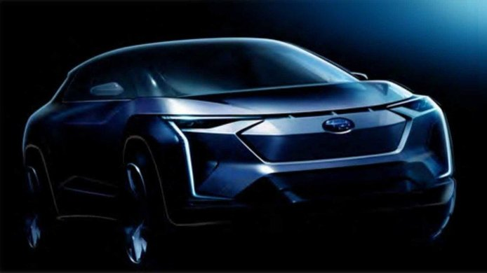 Subaru Evoltis 2022, nuevos detalles del primer SUV eléctrico de la marca japonesa