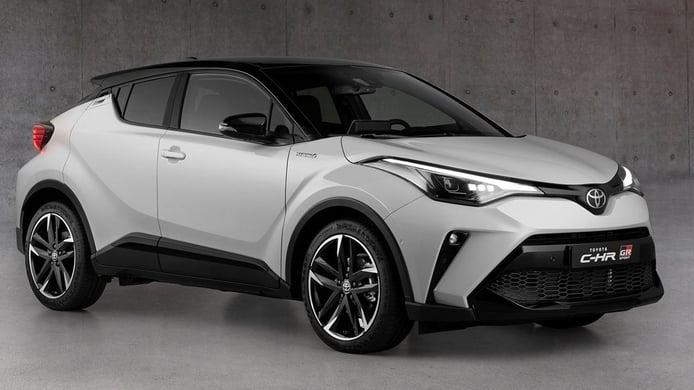 Toyota C-HR GR Sport, la versión más deportiva del SUV híbrido llega a Europa