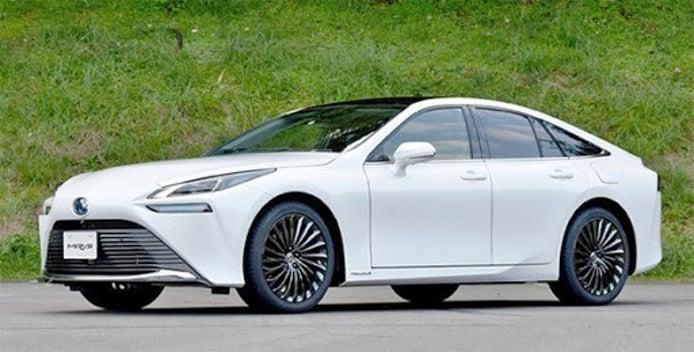 Una filtración desvela datos de las especificaciones del Toyota Mirai 2021