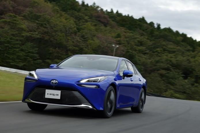 Debuta el Toyota Mirai 2021, nueva generación del modelo japonés de hidrógeno
