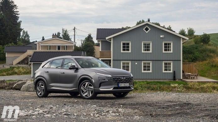El Hyundai Nexo está a un paso de alcanzar las 10.100 ventas en Corea del Sur