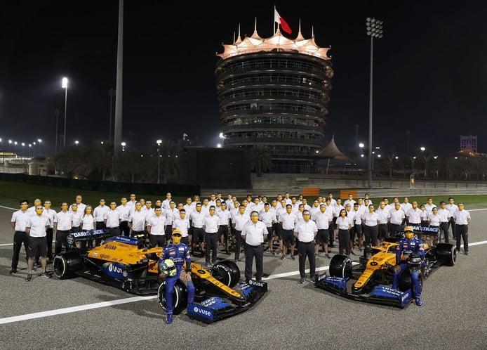 Confirmado: 200 millones convierten a MSP Sports Capital en accionista de McLaren