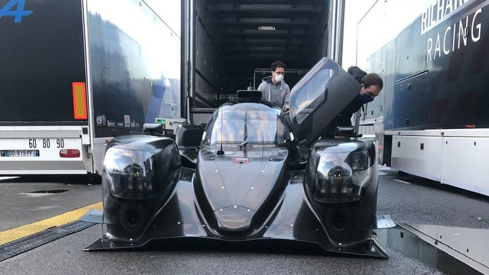 Alpine inicia los preparativos de su programa LMP1 con Oreca