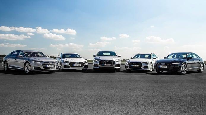 Las novedades de Audi para 2021: mucho SUV y más coches eléctricos