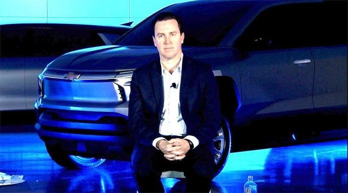 El pick-up eléctrico de Chevrolet ya tiene fecha de presentación y es muy pronto