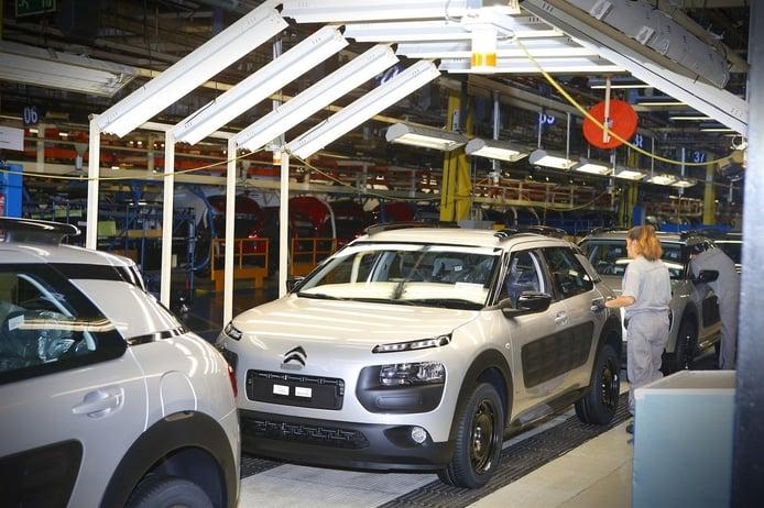Termina la producción del Citroën C4 Cactus, el compacto francés de bajo coste