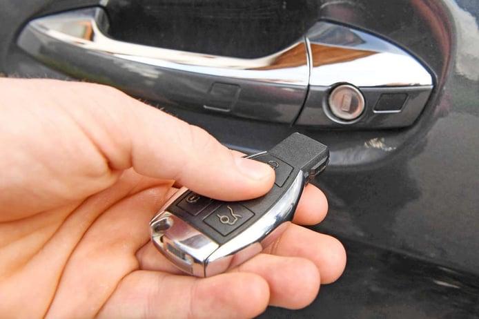Qué hacer si el coche no reconoce la llave