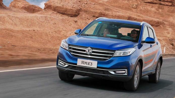 DFSK Seres 3, el SUV eléctrico de origen chino que llegará a España en 2021