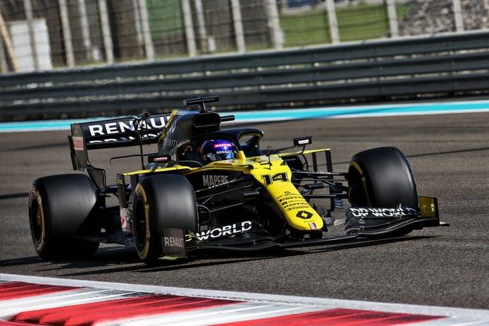 En Renault creen que para Alonso «va a ser difícil acostumbrarse» al sucesor del R.S.20