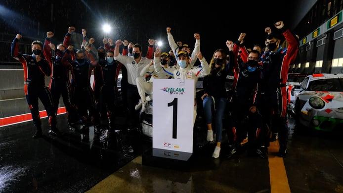 Farfus, Catsburg y Porsche son los campeones del IGTC en 2020