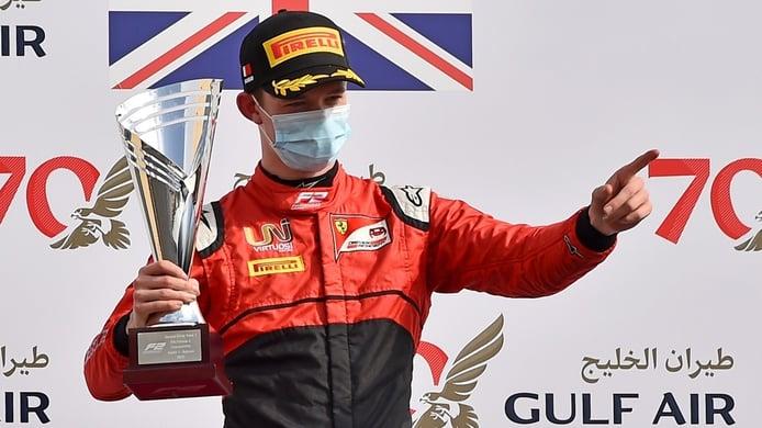 Ferrari confirma a Callum Ilott como piloto de test para 2021