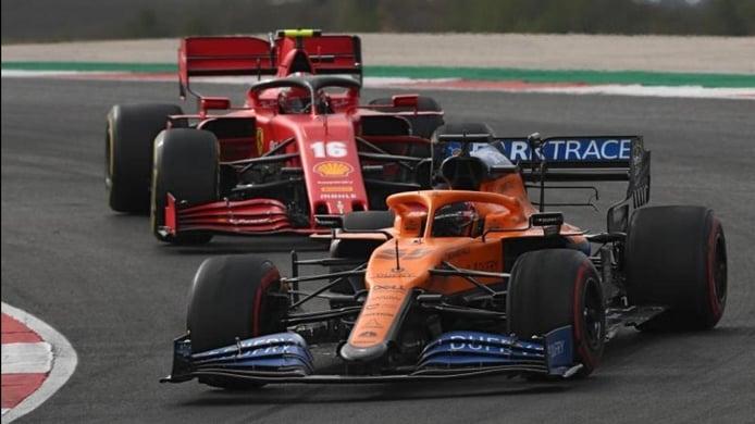 Ferrari quiere «un piloto que pueda vencer a Leclerc y ese es Sainz»