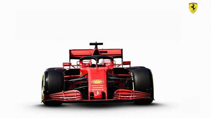 Ferrari SF21: así se llamará el F1 de Sainz y Leclerc para 2021