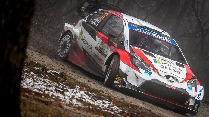 El francés Sébastien Ogier es el primer líder del Rally de Monza