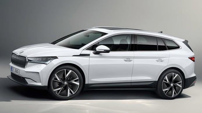 El nuevo Skoda Enyaq iV, el esperado SUV eléctrico, ya está a la venta en España