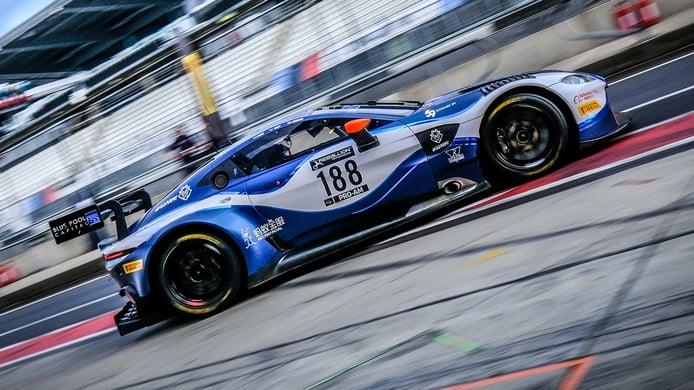 Garage 59 quiere competir a tiempo completo en el GTWC Europe 2021