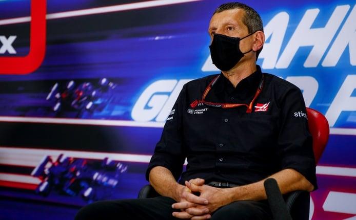 Haas intentará que Ferrari organice un test de despedida para Grosjean
