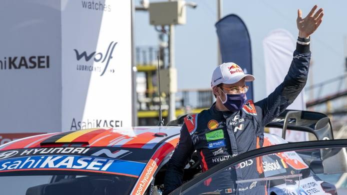 Hyundai busca el título de constructores del WRC en el Rally de Monza