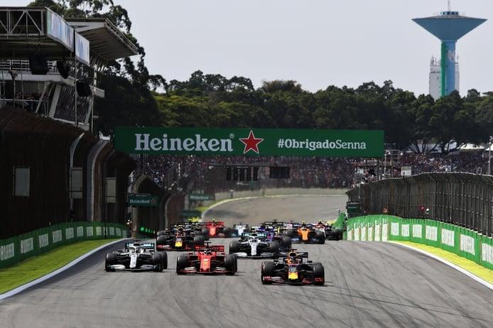 Interlagos seguirá en la F1 como GP de Sao Paulo cinco años más