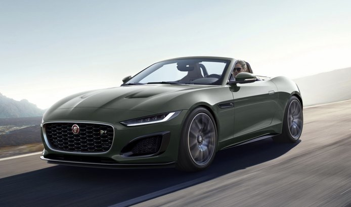 Jaguar F-TYPE Heritage 60 Edition, nueva edición especial en homenaje al E-TYPE