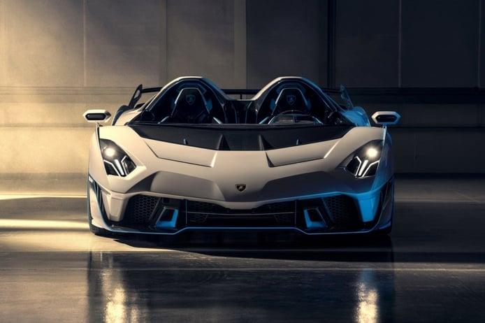 Lamborghini SC20, nuevo one-off desarrollado por Squadra Corse para calle