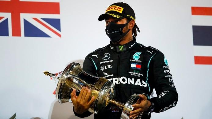 Lewis Hamilton, positivo por COVID-19, no competirá en el GP de Sakhir