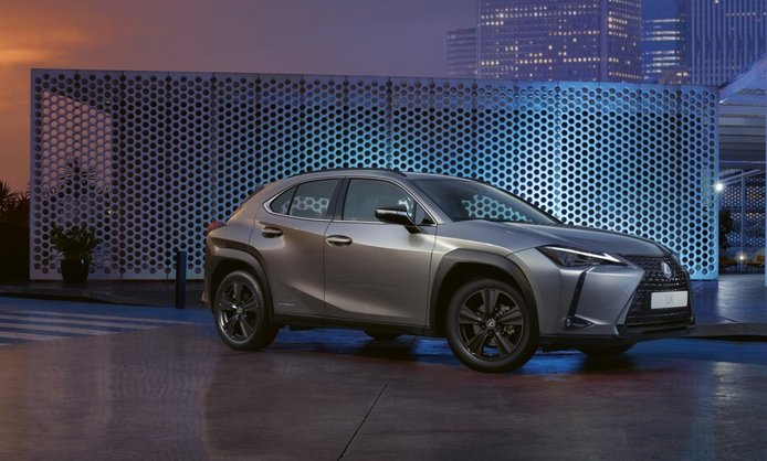 Lexus UX Sport Edition, nueva edición especial más deportiva y elegante
